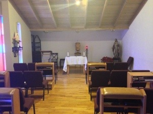 The Sisters' Chapel