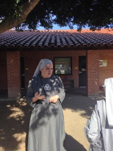 Sister M. Claire tells us about the classes.