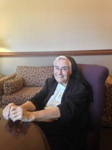 We have been so blessed with Sr. Teresa in Phoenix!