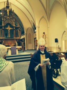 Bishop Francis Kane, Auxiliary Bishop of Chicago
