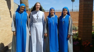 The Servants of the Lord and the Virgin of Matará in Phoenix