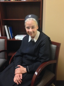 Sr. Marie Day of the Schoenstatt Community