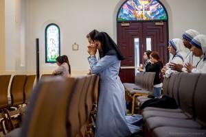 Mass in Chapel.5