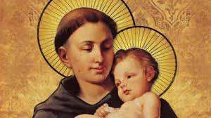 St. Anthony of Padua with Child Jesus