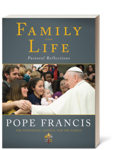 Family and Life contains the writings of Pope Francis on the Family.