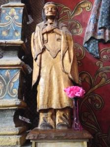 "Saint Kateri Tekakwitha, ""the Lily of the Mohawks"""