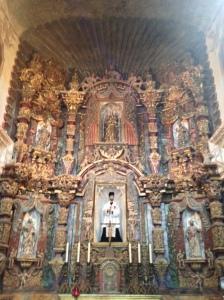 The Sanctuary of San Xavier