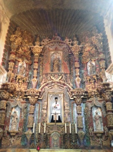 The Sanctuary of San Xavier