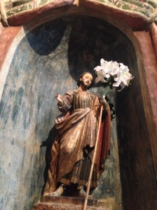 Saint Joseph, Pray for Us!