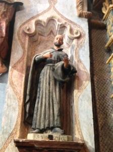 Saint Ignatius, Pray for Us!