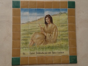 Saint Kateri, Pray for Us!