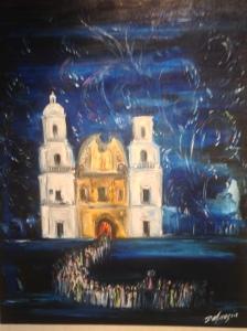 San Xavier Mission, Tucson
