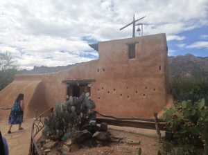 DeGrazia's Gallery in the Sun.
