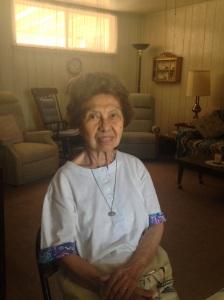 Sister Leticia Regala, SDS