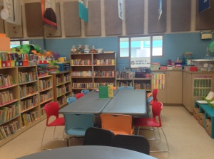 The library for the children.