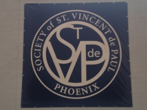 The Society of St. Vincent de Paul