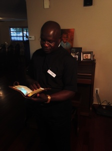Praying Liturgy of the Hours