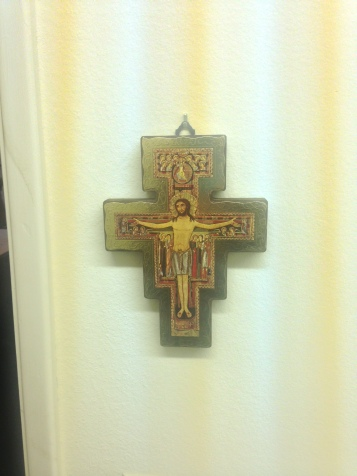 St. Damiano Cross