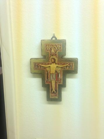 St. Damiano Cross