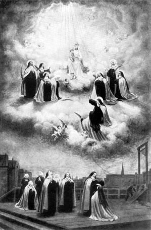 Carmelite Sisters Martyrs