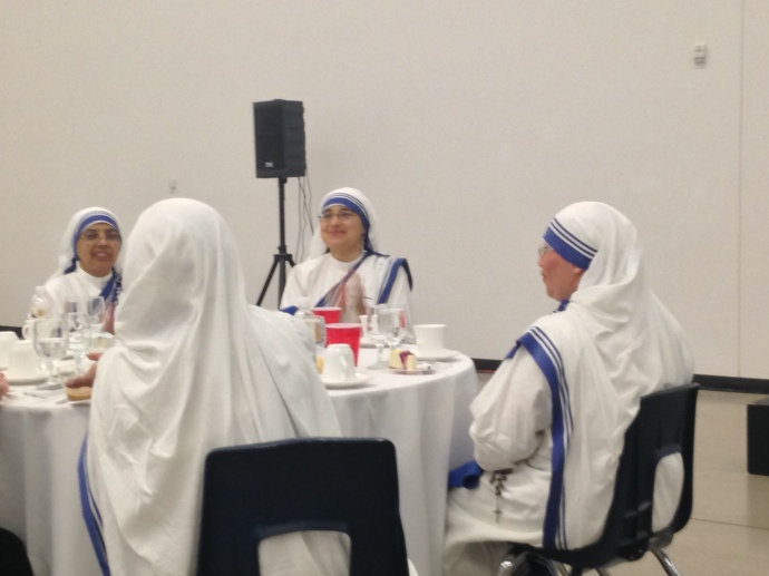 The Missionaries of Charity