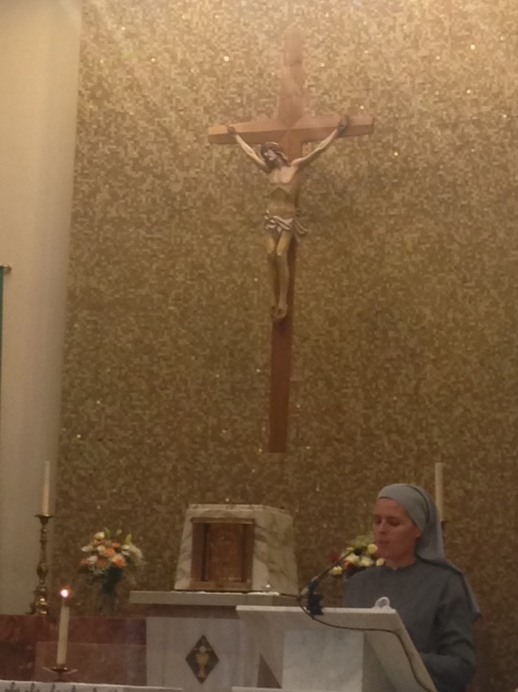 1 Sister Megan Mary, SOLT