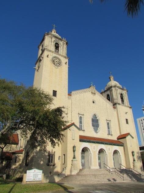 Corpus Christi Cathedral - Corpus Christi, Texas