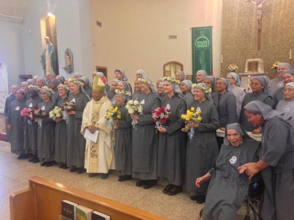 Sister Mary Handmaid, SOLT