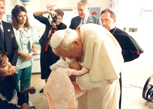 Pope JPII 1987 Visit - 3