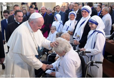 World Day of the Sick with Pope Francis 2017