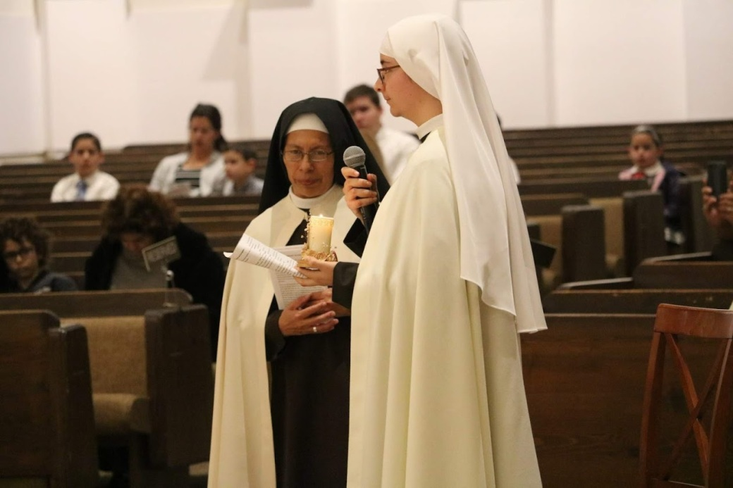 Sr. Viviana with Madre Marina
