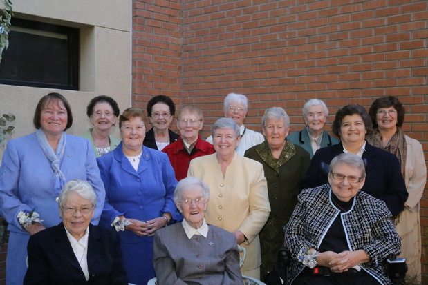 Group Picture of Loreto Sisters 60 Blessings Dinner 011 - Copy-1