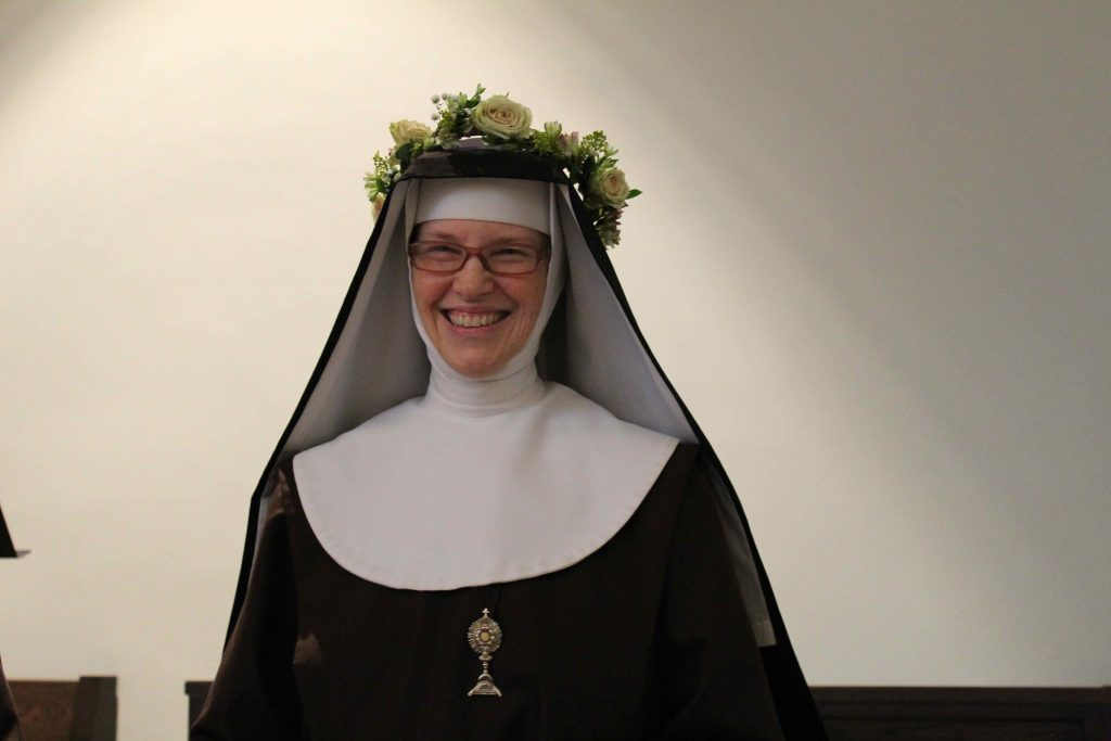 Mother Marie Andre's 25th Anniversary